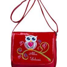 3dd1d272a21d Популярными считаются сумки-раскраски. Это отличный подарок для творческой  девочки. Она сможет превратить обычную вещь в шедевр собственной работы.