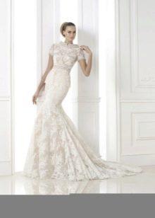Русалка свадебное платье от проновиас