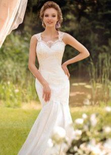 Фасон русалка свадебного платья