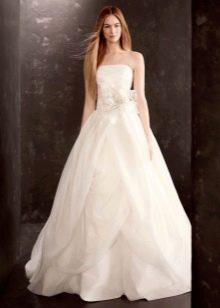 Свадебное платье пышное от Вонг