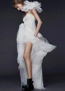 Свадебное платье от Вонг