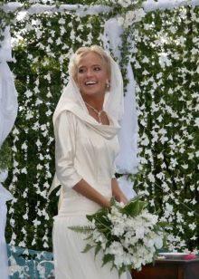 Свадебное платье от Юдашкина Глюкозы