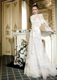 Свадебное платье от Yolan Cris в стиле винтаж
