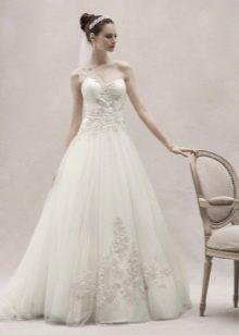 Свадебное платье пышное Олег Касини