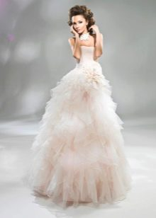 Свадебное платье пышное от Богдан Анны