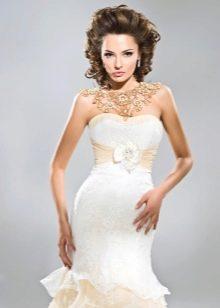 Свадебное платье от Богдан Анны