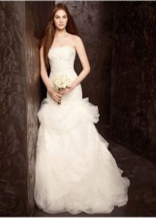 Платья свадебные от Вонг