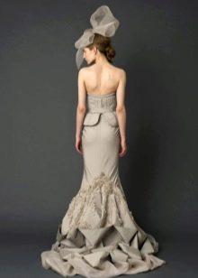 Свадебные платья от дизайнера В. Вонг