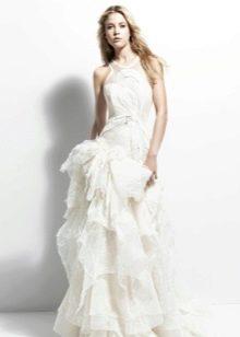 платье свадебное от Yolan Cris