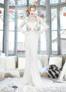 Винтажное свадебное платье от Yolan Cris