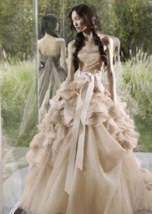 Вера Вонг свадебные платья весна-лето