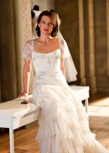 Свадебное платье от Юдашкина