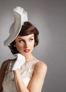 Перчатки к свадебному платью летнему