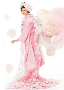 Свадебное кимоно Uno Kanda