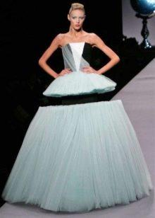 Свадебное платье илюзия