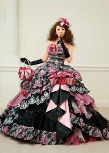Свадебное платье от Uno Kanda