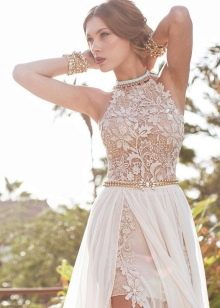 Аксессуары для пляжного свадебного платье