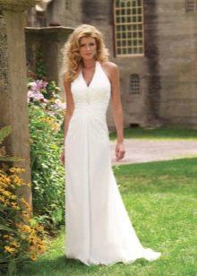 Простое платье для невесты