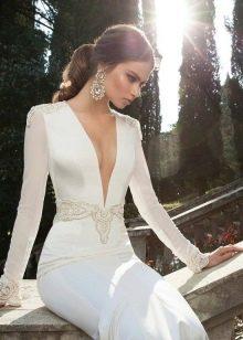 Berta Bridal свадебные платья с рукавом