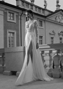 Berta Bridal свадебные платья с вырезом