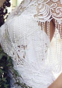 Верх свадебного платья Рики Далал