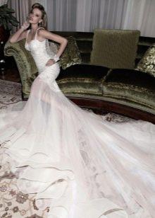 Свадебное платье Galia Lahav со шлейфом