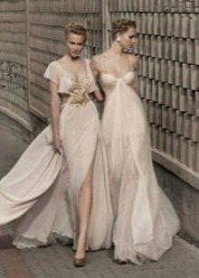Свадебное платье Galia Lahav легкое