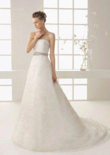 Свадебное платье Принцесса для невысоких