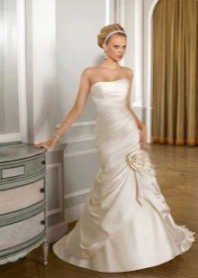 Ободочек в образе невесты