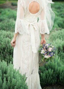 Свадебное платье Прованс из кружева
