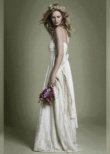 Свадебные платья бохо от BHLDN
