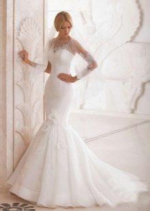 Свадебное платье русалочка от Lady White