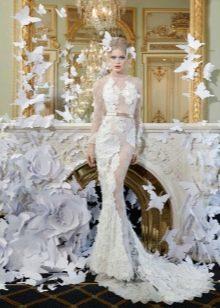 Ажурное свадебное платье от YolanCris
