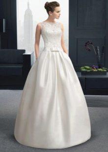 Пышное свадебное платье от Rosa Clara