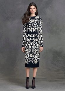Платье футляр вечернее от Dolce & Gabbana
