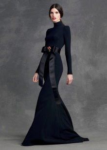 Вечернее платье прямое от Dolce & Gabbana