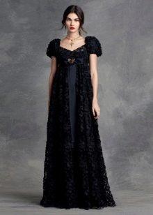 Вечернее платье ампир от Dolce & Gabbana