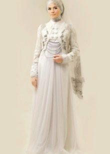 Мусульманский свадебный наряд