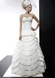 Свадебное платье от Татьяна Каплун