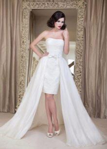 Короткое платье трансформер от Yusupova Couture