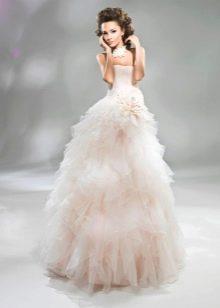 Пышное свадебное платье от Анна Богдан