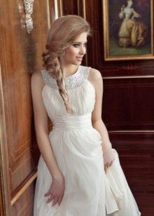 Свадебное платье в герческом стиле от Анна Богдан