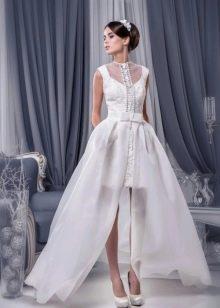 свадебное платье-трансформер от Светланы Лялиной