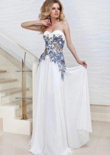 Свадебное вечернее платье от Оксаны Мухи