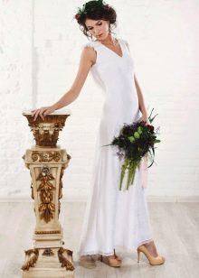 Свадебное платье в стиле рустик от Bohemian Bride