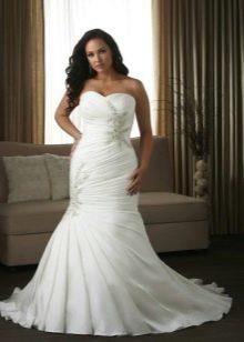 Русалочка для полных невест