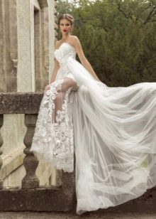 Свадебное платье трансформер от Armonia