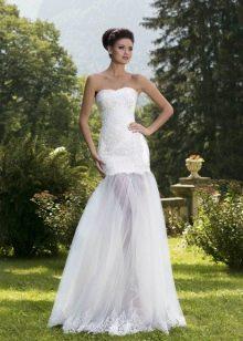 Свадебное платье от Хадаса русалка