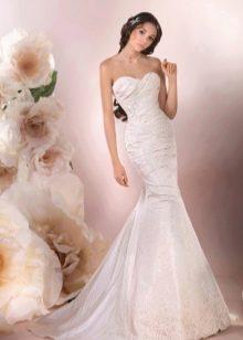Свадебное платье от Стрекоза русалка