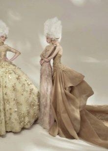 Свадебные платья от Mona Al Mansouri